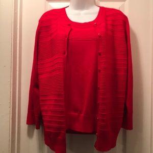 Cable & Gauge Sweater Set